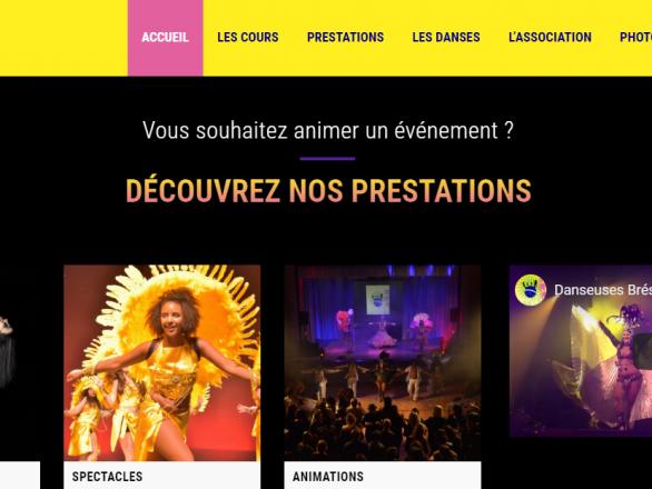 webmaster création site internet